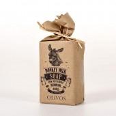 Olivos Donkey milk натуральное оливковое мыло 180 гр