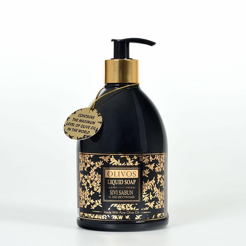 Olivos Liquid soap натуральное жидкое мыло 500 мл