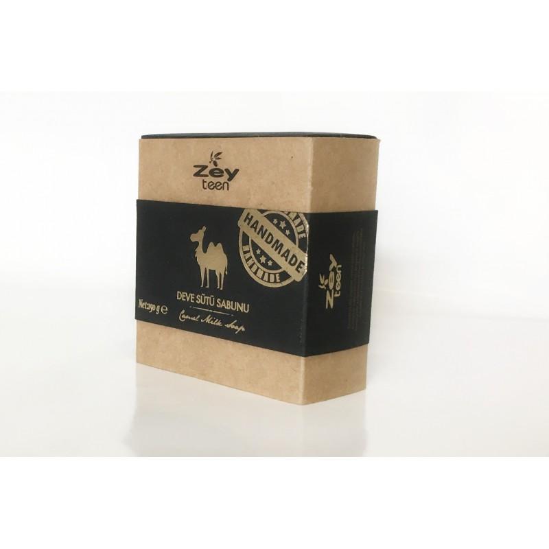 ZeyTeen Milk (Box) Camel milk натуральное оливковое мыло 150 гр