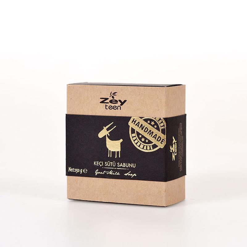 ZeyTeen Milk (Box) Goat milk натуральное оливковое мыло  150 гр